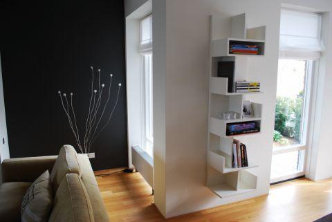 a2 vrij hangende boekenkast 2