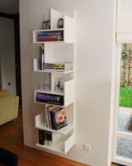 z7 vrij hangende boekenkast